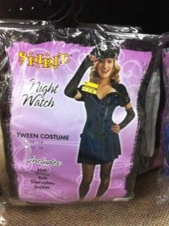 halloween costumes or kiddie lingerie