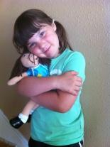 Cassie Soccer Girl