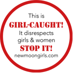 girl-caught-sticker-red