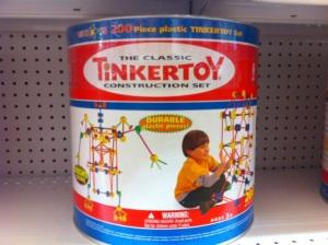 Tinker Toys for Boys