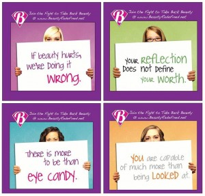 Beauty Redefined has some great Sticky Notes at