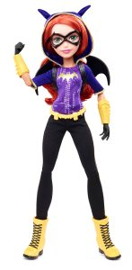 Batgirl Strong Pose Action Doll V2