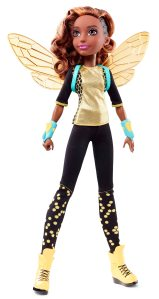 BumbleBee Action Doll