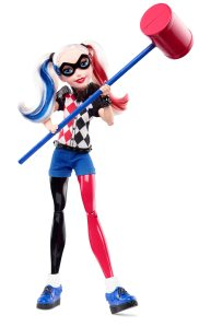 Harley Quinn Action Doll