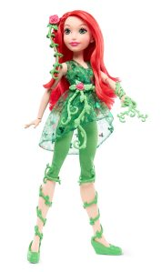 Poison Ivy Action Doll