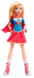 Supergirl Action Doll